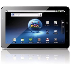 "ViewSonic ViewPad 7 - tablet - Android 2.2 - 512 MB - 7"" - 3G"