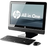 HP Business Desktop 8200 Elite QV606AW All-in-One Computer - Intel Core i5 i5-2400S 2.5GHz - Desktop - 23