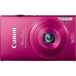 Canon PowerShot ELPH 320 HS 16.1 Megapixel Compact Camera - Red - 3.2