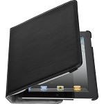 Targus Versavu THZ17101CA Carrying Case (Cover) for iPad - Black - Water Resistant - Fabric