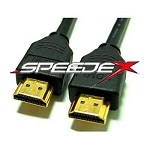 Speedex Hdmi 1.4 version Cable, 1080p+, M/M, 25Ft