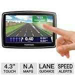 TomTom XL 340-S GPS - 4.3Inch Touch Screen Display (Refurbished)