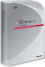 Microsoft SQL Server 2008 Standard R2 with 1 Processor License