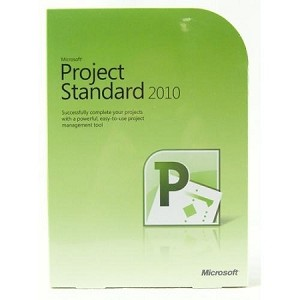 Microsoft Project 2010 Standard (Promotional Label)