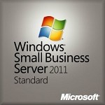 Microsoft Small Business Server 2011 Standard 64-bit - 5 Device CALs (License Only)