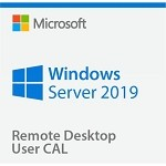 Microsoft Windows Remote Desktop Services 2019 - 5 user CALs - License