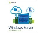 Microsoft Windows Server 2016 Essentials - 1 server (1-2 CPU)