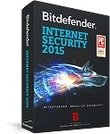 BitDefender Internet Security 2015 - 1PC