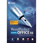 Corel WordPerfect Office X6 Standard (Promo Bundle)