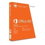 Microsoft Office 365 Home Premium 1Yr Sub