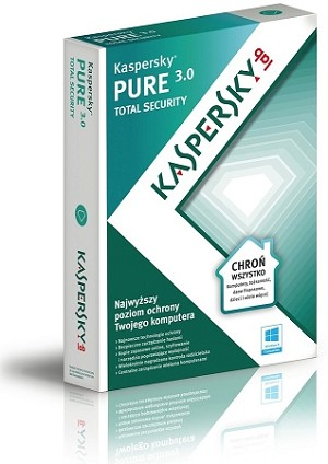 Kaspersky Pure 3 - 1 user