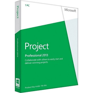Microsoft Project 2013 Pro Download