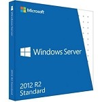 Windows 2012 std server R2 2CPU  OEM