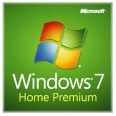 Microsoft Windows 7 Home Premium SP1 OEM 32-bit