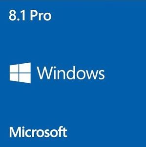 Microsoft Windows 8.1 Pro (Download)