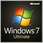 Microsoft Windows 7 Ultimate SP1 Full Version OEM 32-bit