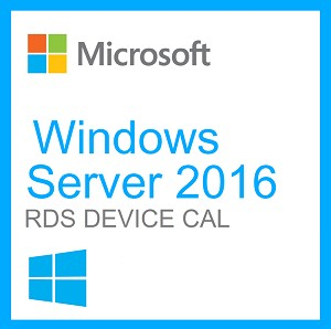 Microsoft Windows Remote Desktop Services 2016 - 5 device CALs - License