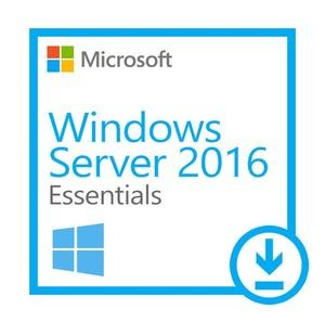 Microsoft Windows Server 2016 Essentials (PC Download)